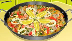 Cocina con Sara Paella