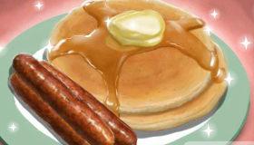 Receta de pancakes sencillos