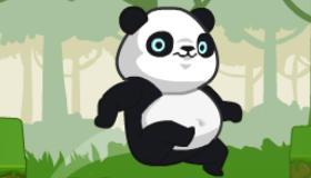 Oso panda aventura