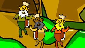 Los Reyes en el Portal