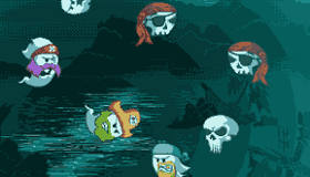 Piratas fantasma
