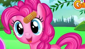 Curar a Pinkie Pie