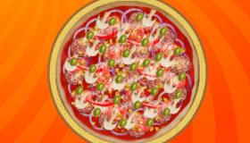 Juego de pizzería italiana