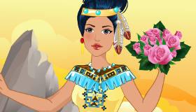La boda de Pocahontas de Disney