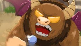 Los Power Rangers: el ataque de los monstruos