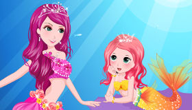 Princesas sirenas