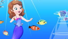 La Princesa Sofía Sirena