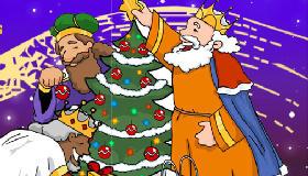 Puzle de los Reyes Magos