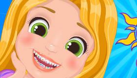 Los dientes sucios de Rapunzel