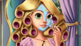 Rapunzel cambio de look