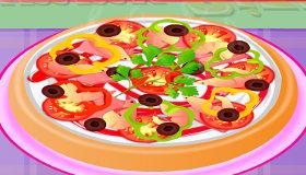 Juego de restaurante de pizza