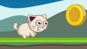 Juego de gatos para celular