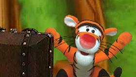 Aprende inglés con Tiger y sus amigos