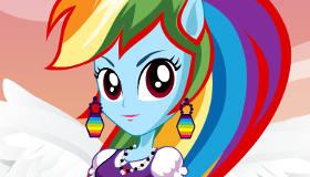 Rainbow Dash de Chicas de Equestria