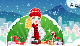 Shopaholic Christmas de Navidad