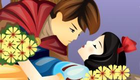 Blancanieves y el Príncipe Azul