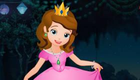 Vestir a la Princesa Sofía