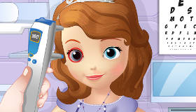 Sofia the First oculista