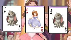 Princesa Sofía rompecabezas solitario