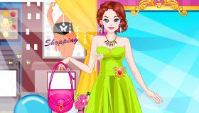 Diseñadora de vestidos