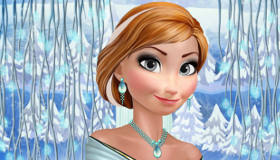 El Spa de Anna en Frozen