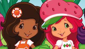 Tarta de Fresa aventuras en Tutti Frutti