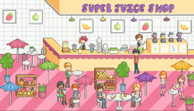 LittleTown Juice Shop