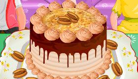 Receta de tarta de chocolate alemana