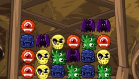 El juego Tetris de los monstruos