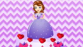Princesa Sofia pastelitos