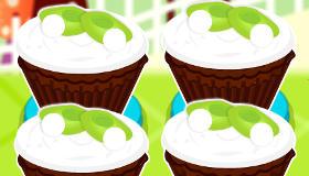 Cupcakes de campanilla