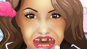 Violetta en el dentista