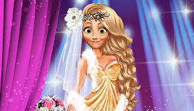 Rapunzel vestidos de boda
