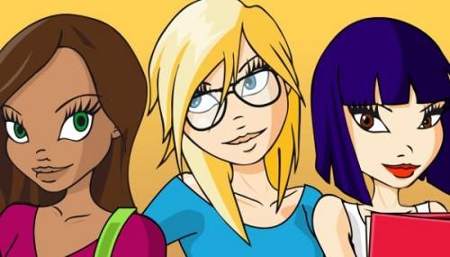 ¡Únete a la página de Juegos xa Chicas de Facebook!